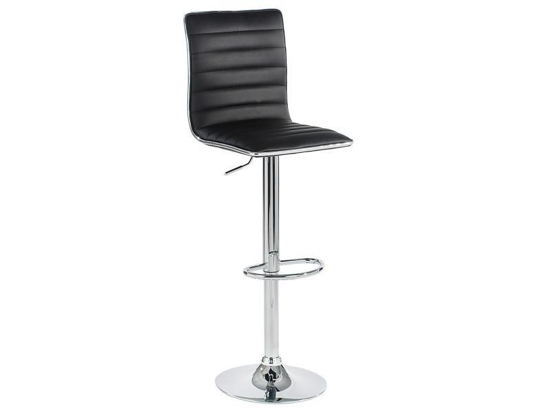 chaises haute de bar conforama