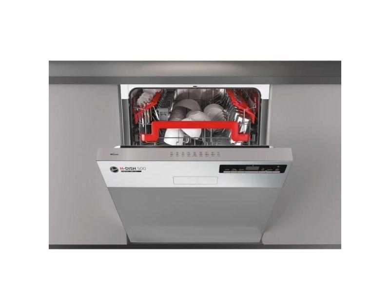 Lave-vaisselle encastrable hoover 16 couverts 60cm a++, hoovhdsn2d620px HOOVHDSN2D620PX