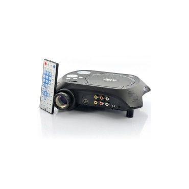 video projecteur multim dia led avec lecteur dvd 480x320 20 lumens 100 1 vente de non. Black Bedroom Furniture Sets. Home Design Ideas