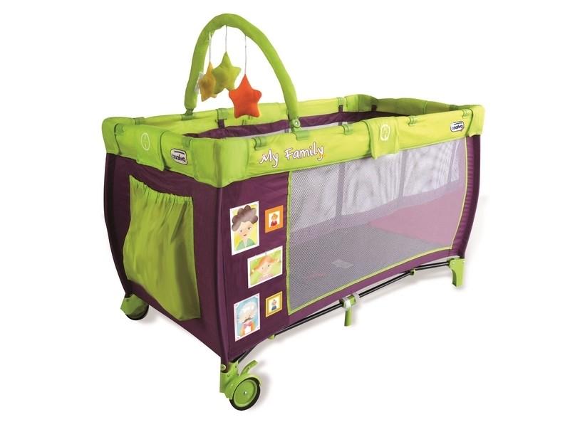 lit parapluie avec arche baby fox my family vente de baby fox conforama. Black Bedroom Furniture Sets. Home Design Ideas