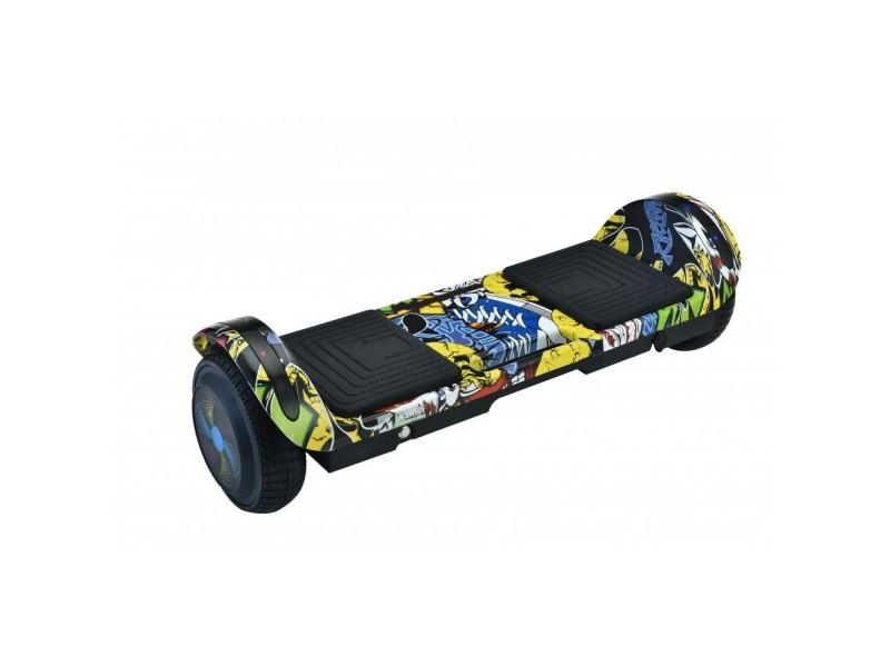 Hoverboard next nouvelle génération 6.5 - graffiti