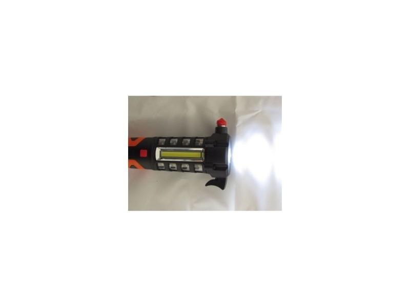 Multifonction Rechargeable Torche En Lampe 220v 12 Le 4 1 Ou Sur tQrshdC