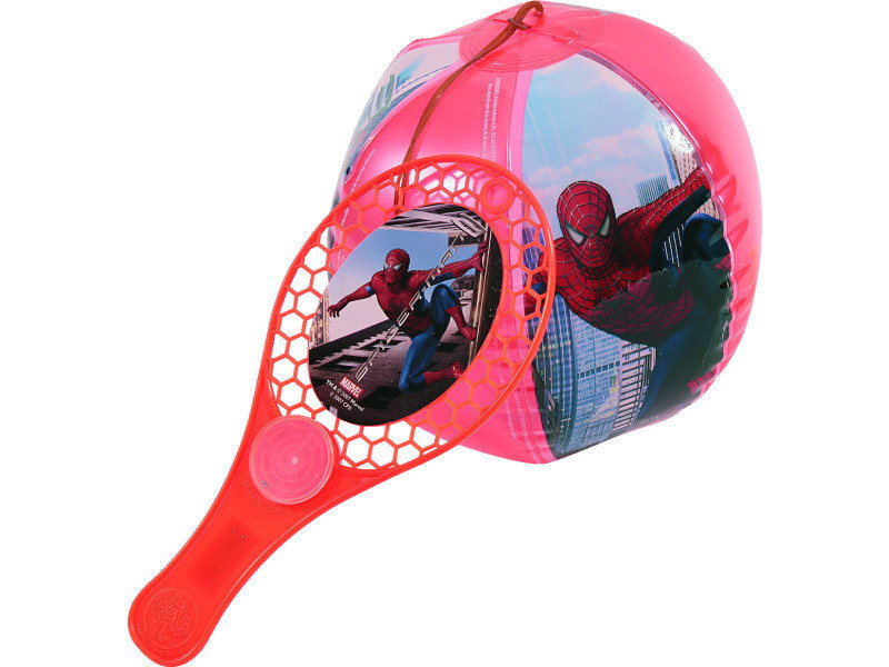Tape balle spiderman coloris assortis