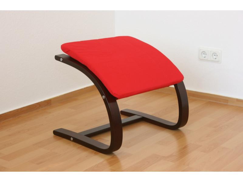 rocking chair repose pied pour fauteuil bascule rouge pegane vente de fauteuil relaxation. Black Bedroom Furniture Sets. Home Design Ideas