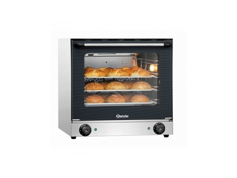 Four convection professionnel - at90 - bartscher - 615 CDP-A120786BAR