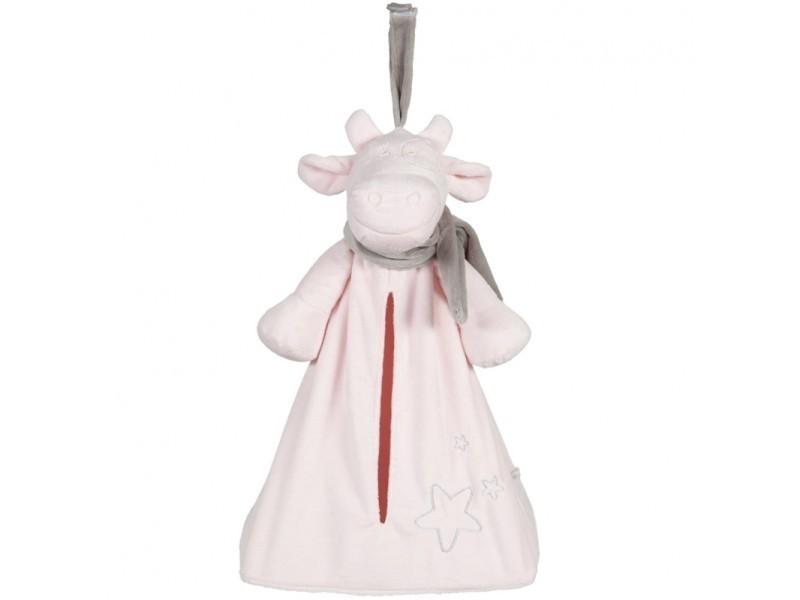 range pyjama noukies collection poudre d 39 toiles rose vente de noukies conforama. Black Bedroom Furniture Sets. Home Design Ideas