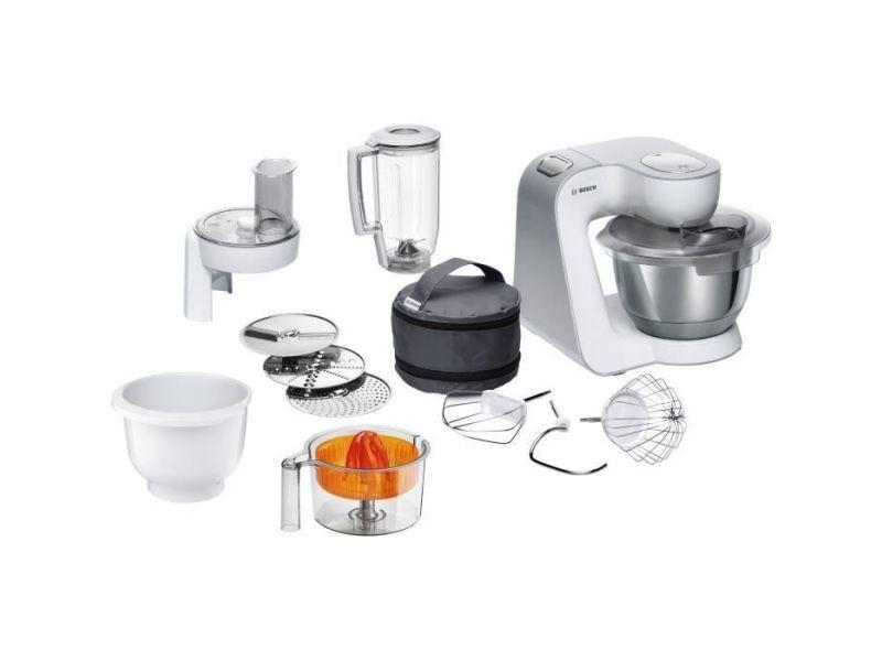 Bosch - mum58243 - robot multifonctions - kitchen machine - 1000w - blanc CDP-MUM58243
