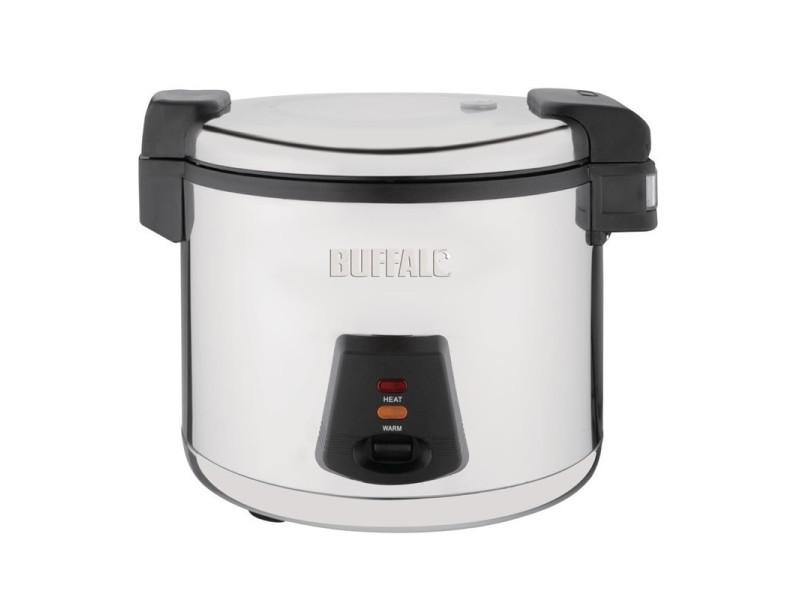 Cuiseur à riz professionnel - 6 litres - buffalo - 600 cl
