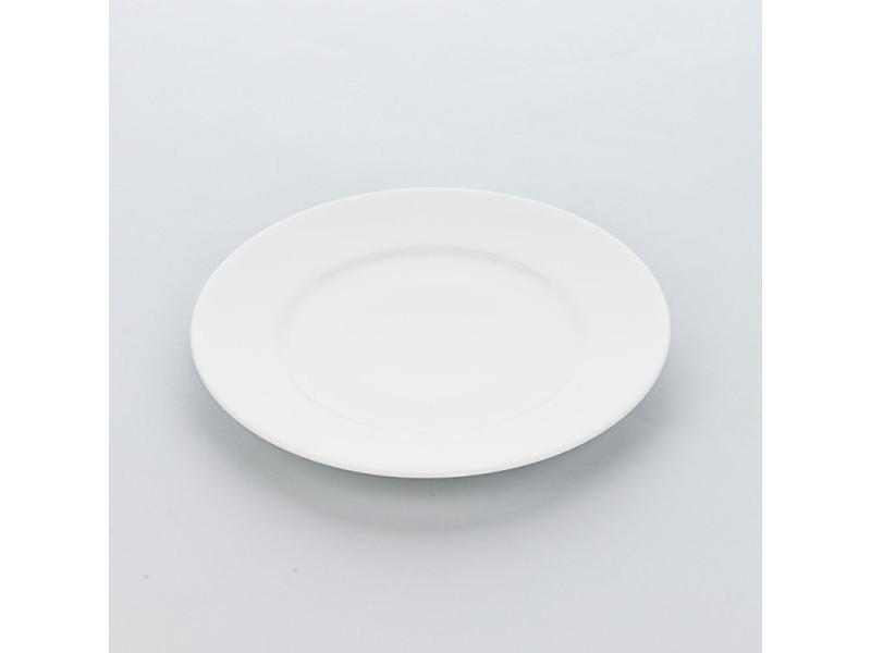 Assiette porcelaine ronde apulia ø 190 à 320 mm - lot de 6 - stalgast - 19 cm porcelaine 320 (ø) mm