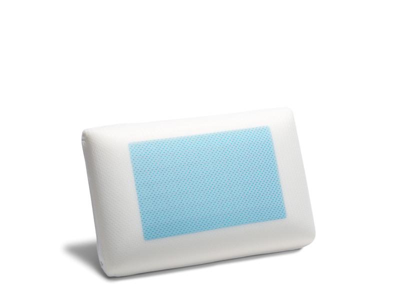 Oreiller le mémoire de forme gel - 56x36x12cm