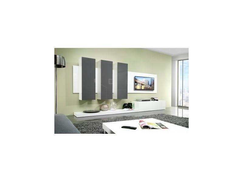Ensemble tv life 300cm - couleur: gris