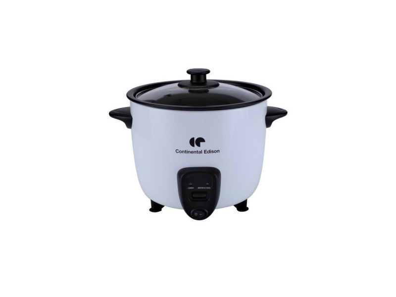 Continental edison cr15w cuiseur a riz 1,5 litre 400w CECR15W