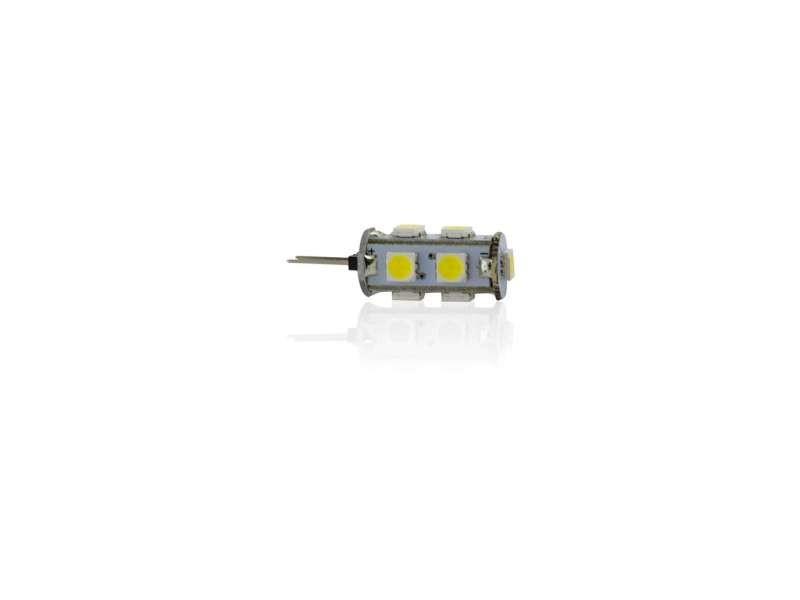 Ampoule led g4 1,2w lumière 15w - blanc chaud 2700k 9-G4-1-3W-WW