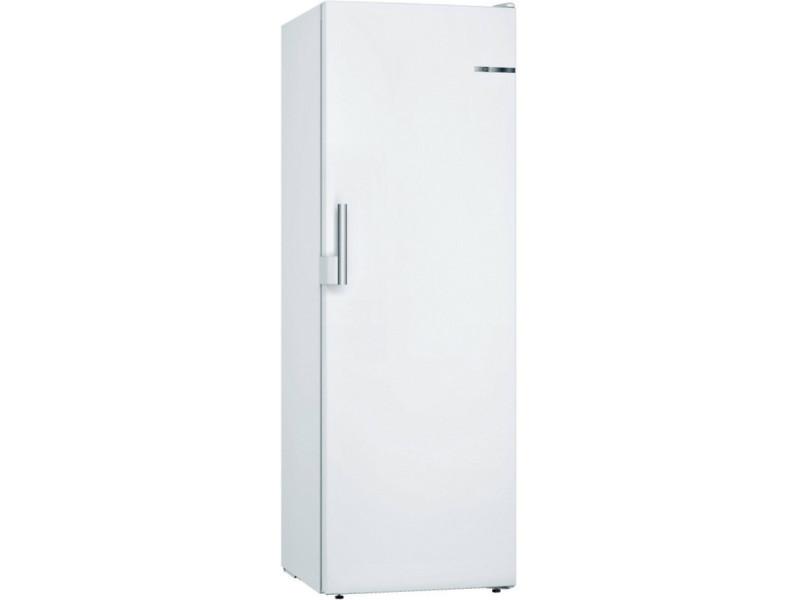 Congélateur armoire 225l froid ventilé bosch 60cm a++, gsn 33 cwev