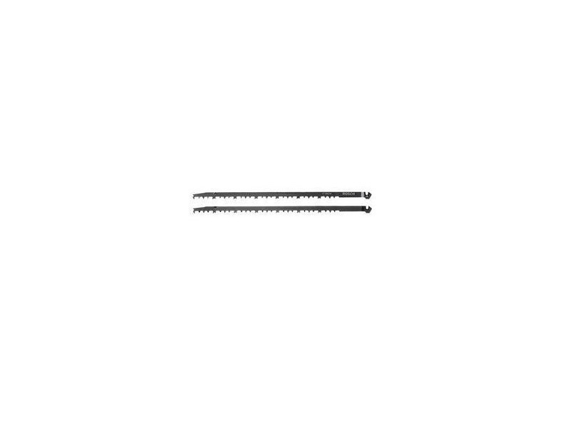 Bosch - lames de scie hcs tf 350 m, jeu de 2 pièces