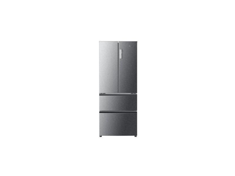 Haier b390tgaas - refrigerateur multi-portes - 382l 274+108 - froid ventile - a+ - l 70cm x h 180,4cm - silver HAI6901018055003