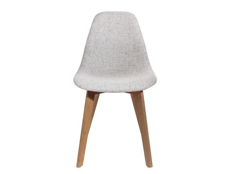 scandi de gris flora Vente maille Chaise en clair grosse WCBoEdxeQr