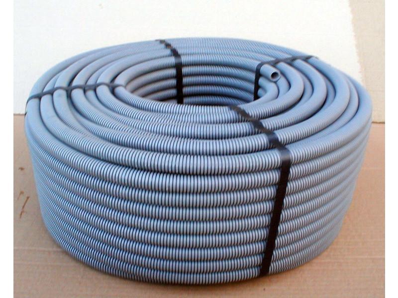 50m Gaine /équip/ée dun tire-fil /Ø20 C