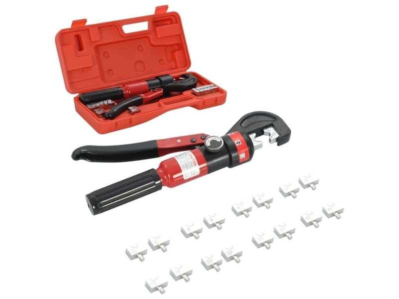 Chic outils ligne gaborone pince à sertir hydraulique 4-6-8-10-16-25-35-60 mm²
