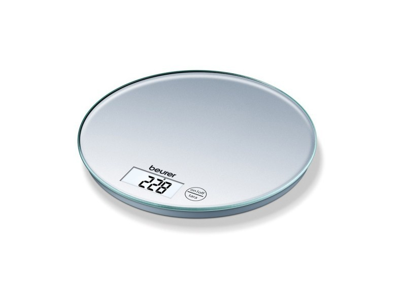 Beurer balance de cuisine ks 28 5 kg argente BEU4211125708252