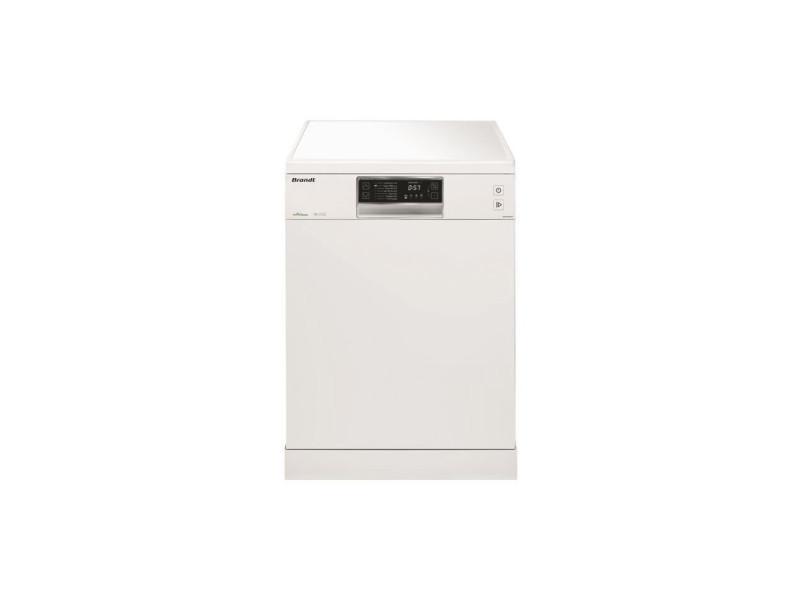 Lave-vaisselle pose libre brandt 14 couverts 60cm a++, 1120107 BRA3660767968509