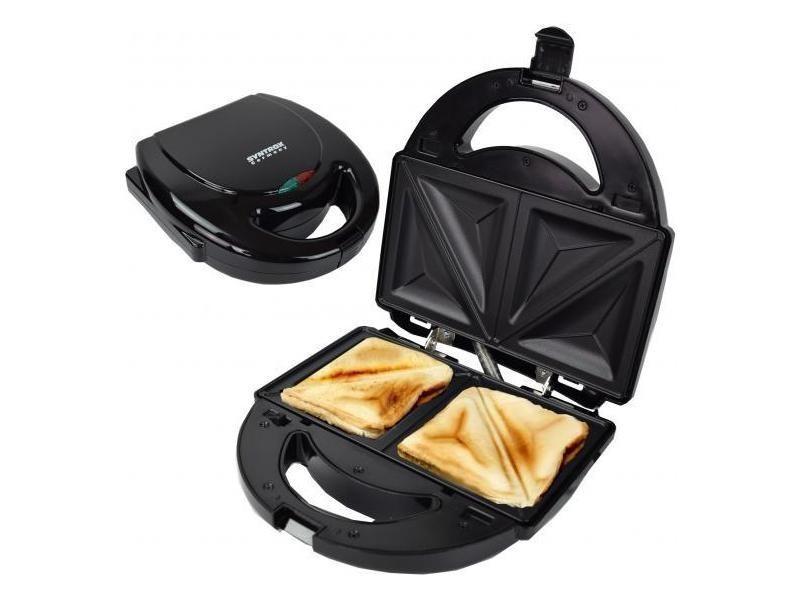 Machine à sandwich avec plaques amovibles sm-750wd