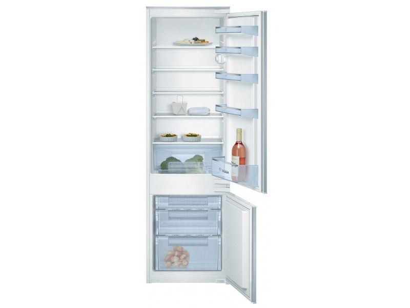 Réfrigérateur combiné intégrable 279l a+ - kiv38v20ff kiv38v20ff