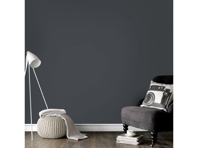 Papier peint intissé lynn uni 1005 x 52cm bleu 105956