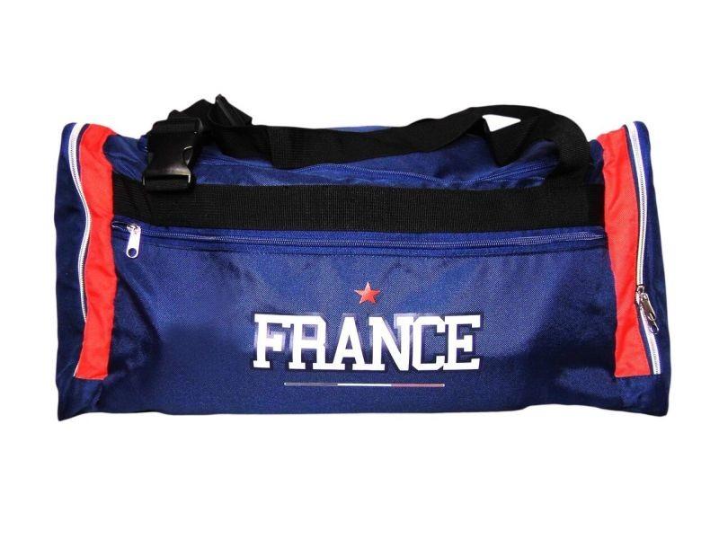 Fff - sac de sport sous licence officielle fff - contenance : 50 litres - entreposer vos affaires de sport FFFSPORT