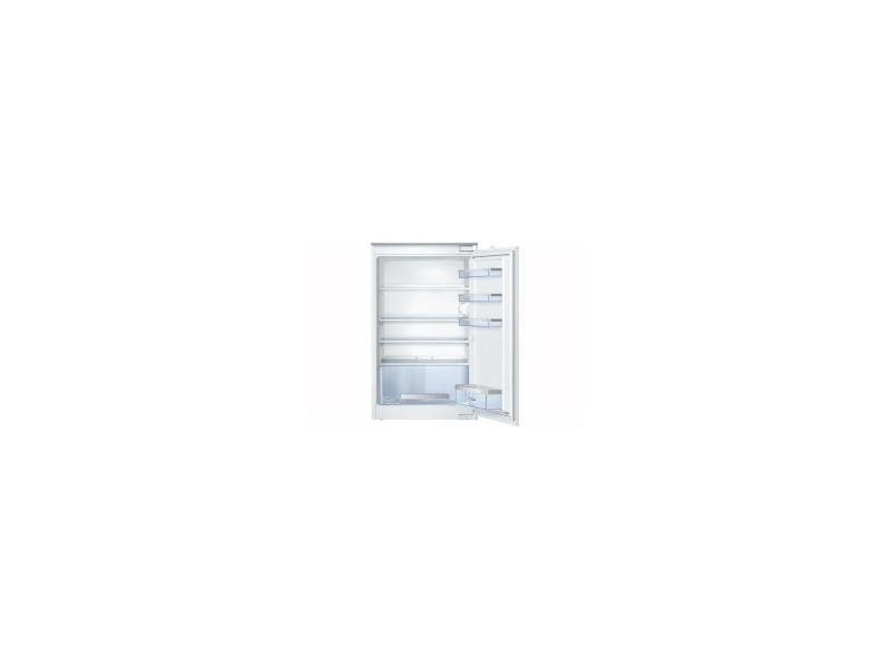 Réfrigérateur 1 porte intégrable à glissière 54cm 150l a++ statique blanc - kir18x30 kir18x30