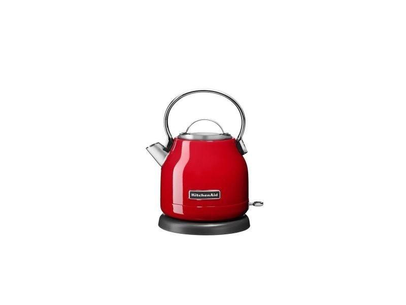Kitchenaid 5kek1222eer bouilloire electrique - rouge empire CODEP-5KEK1222EER