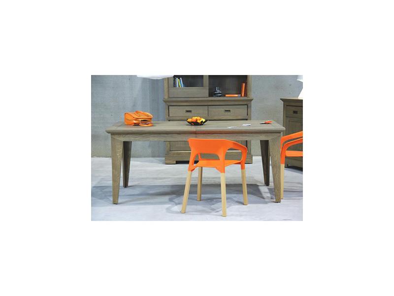 Table rectangulaire en chêne