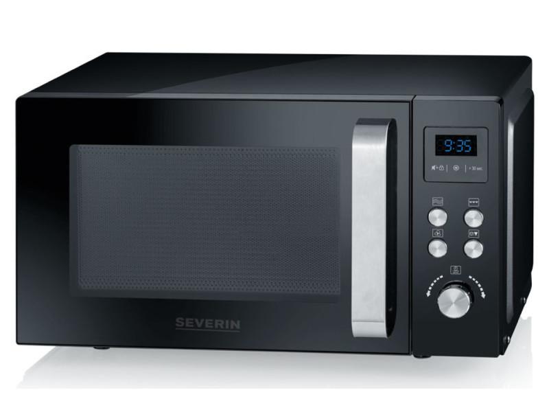 Micro-ondes grill 25l 900w noir - mw7752 mw7752