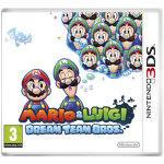 Mario luigi dream team bros 3ds  ds