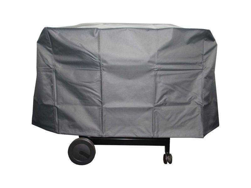 Grande housse de protection pour barbecue rectangulaire 110 x 60 x 80 cm