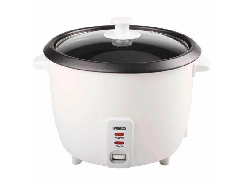 Princess cuiseur à riz 1,8 l 700 w blanc 271940 418379