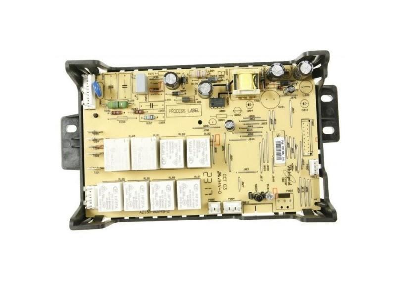 C00508976 platine puissance ester (615) a configurer manuellement pour four whirlpool