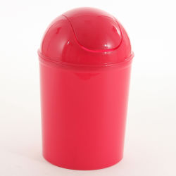 Poubelle tonic - 7 l. - rouge