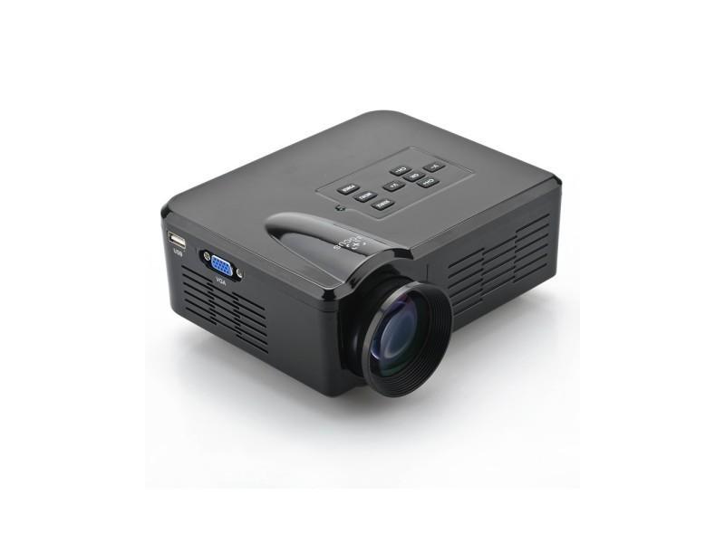 mini projecteur led 80 lumen 1080p image 30 100. Black Bedroom Furniture Sets. Home Design Ideas