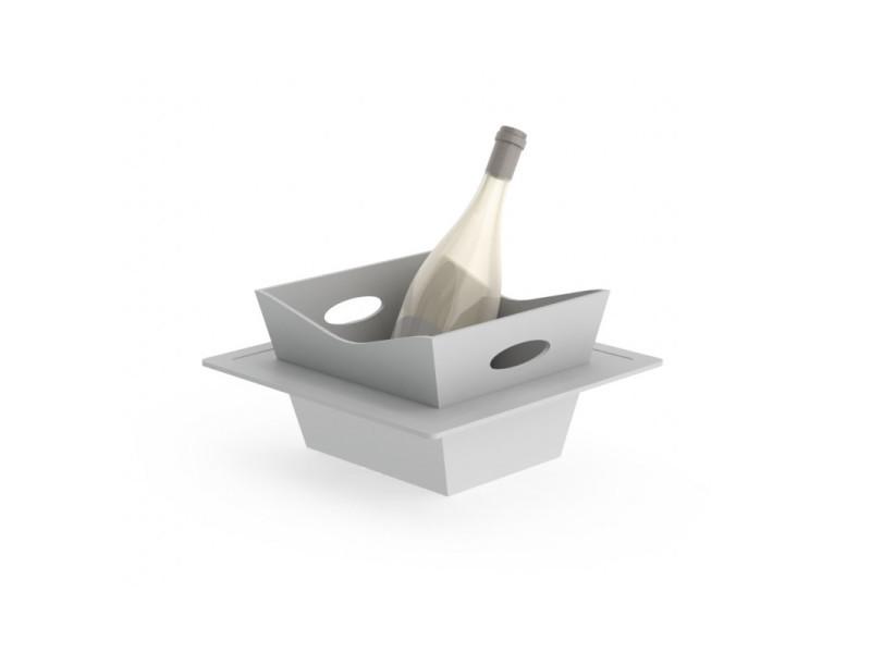 Seau à champagne tronqué 300 x 300 - grill'chic