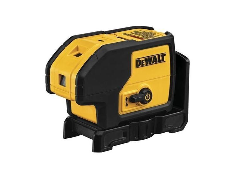Dewalt - fil à plomb laser 3 points - dw083k