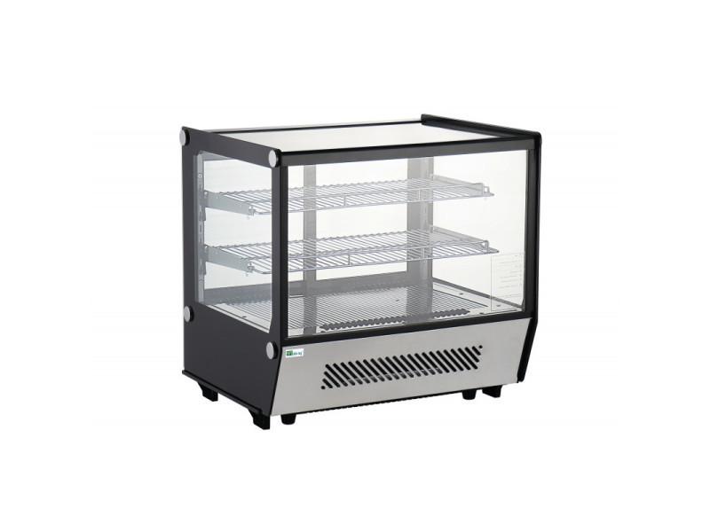 Vitrine réfrigérée à poser portes coulissantes - 120 à 160 l - afi collin lucy - 120 litres