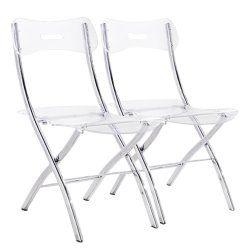 chaise de cuisine transparent conforama. Black Bedroom Furniture Sets. Home Design Ideas