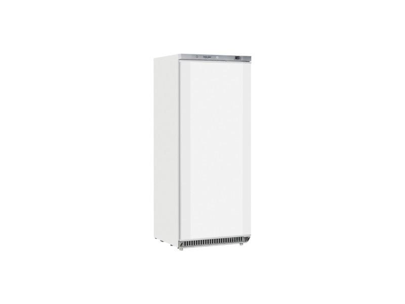 Armoire réfrigérée negative blanche porte pleine - 600 litres - cool head - r290 1 porte pleine