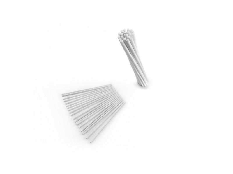 Bâtonnets pour cake pops - metaltex - lot de 100