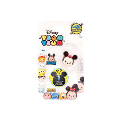 Figurines disney tsum-tsum : pack de 2 figurines saison 1
