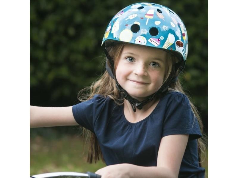 Mini hornit lids casque de vélo enfant head candy s 432161