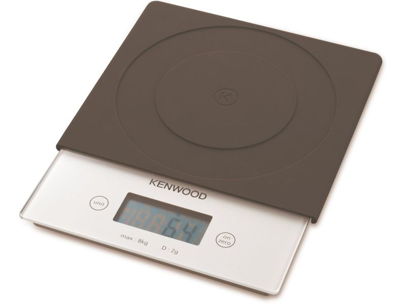 Kenwood balance de cuisine electronique 8 kg at850b