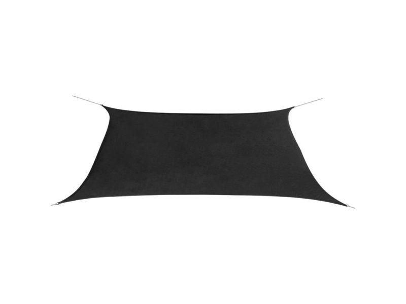 Vidaxl parasol en tissu oxford rectangulaire 2x4 m anthracite 42303