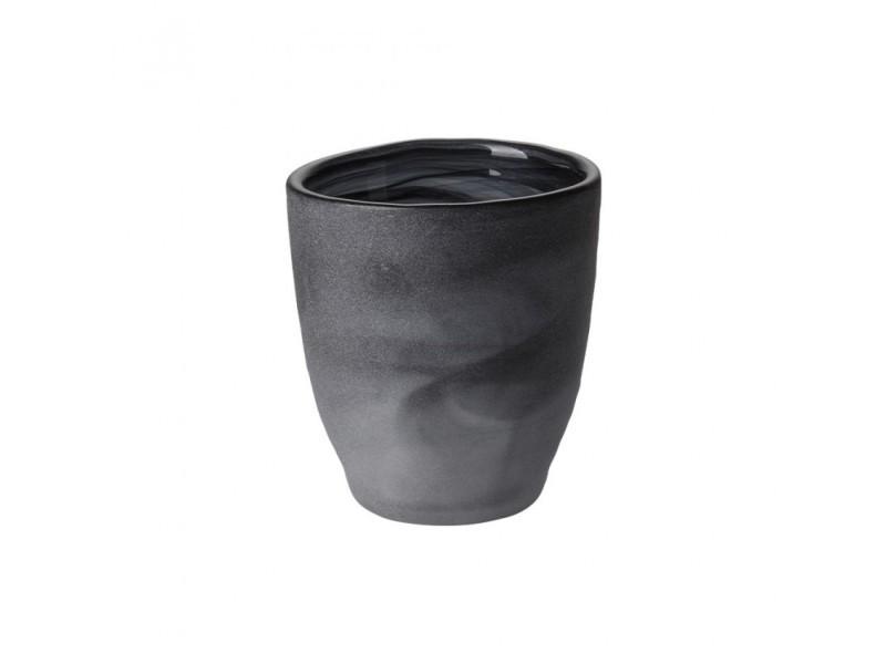 Gobelets à eau noir 30 cl x 6